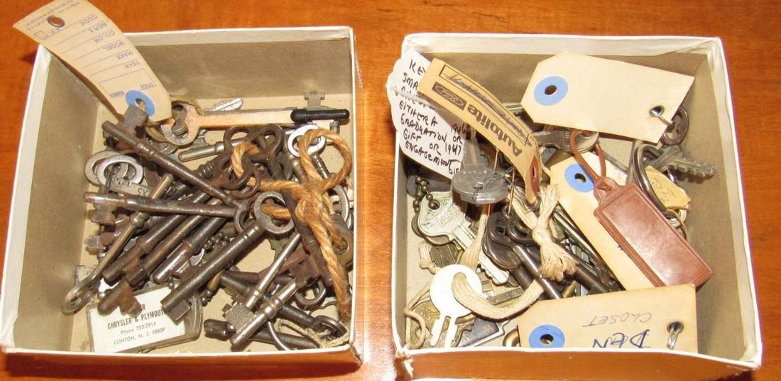 Skeleton Keys & Misc