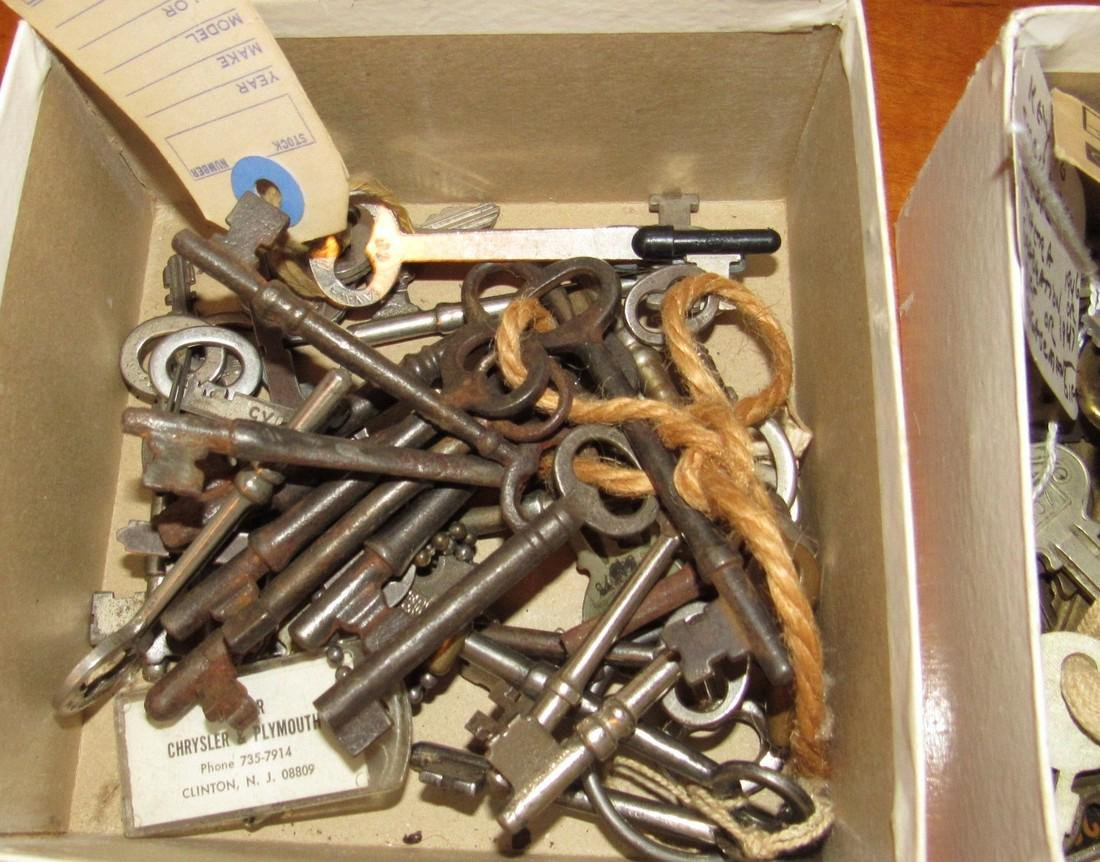 Skeleton Keys & Misc - 2