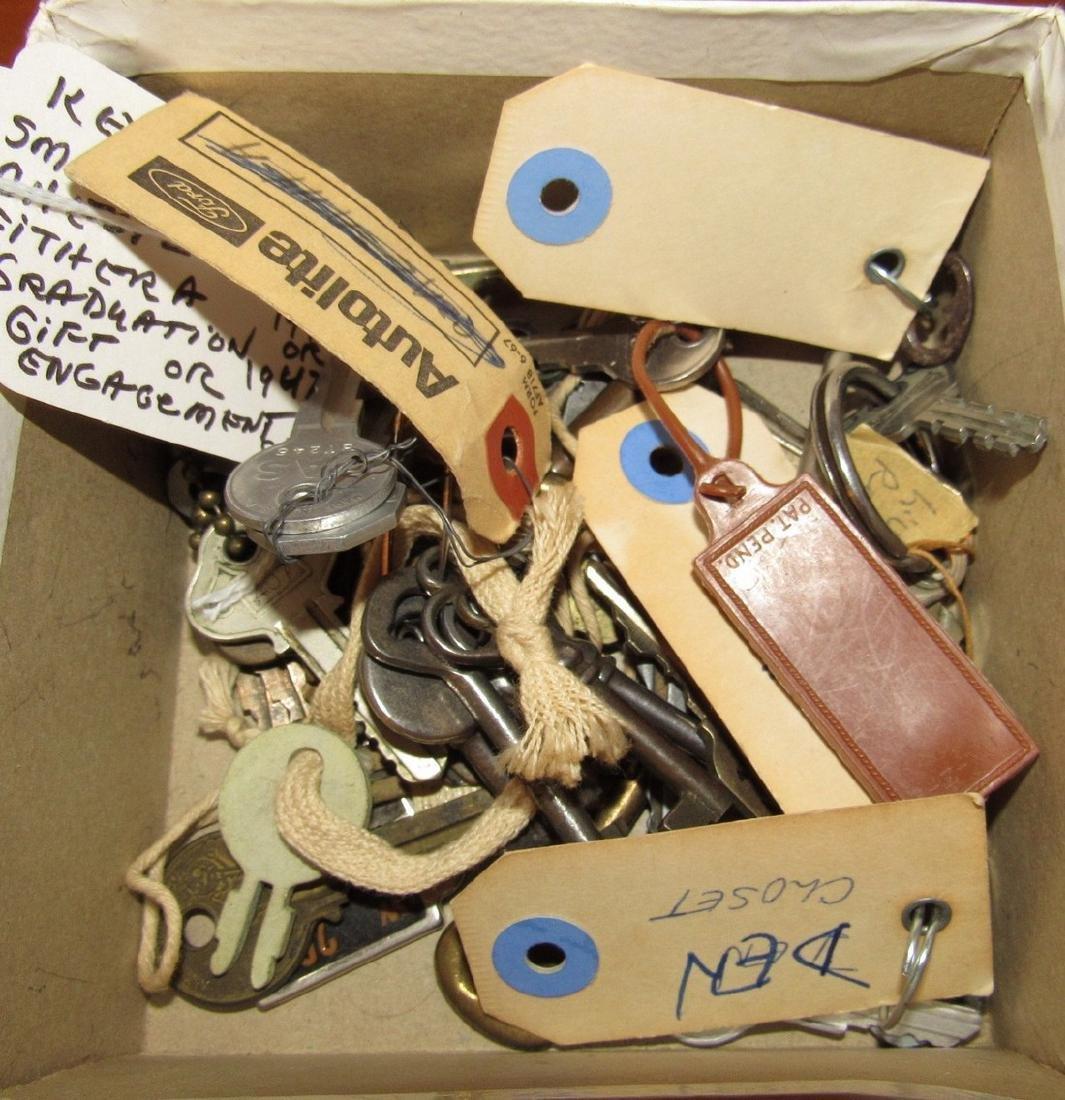 Skeleton Keys & Misc - 3