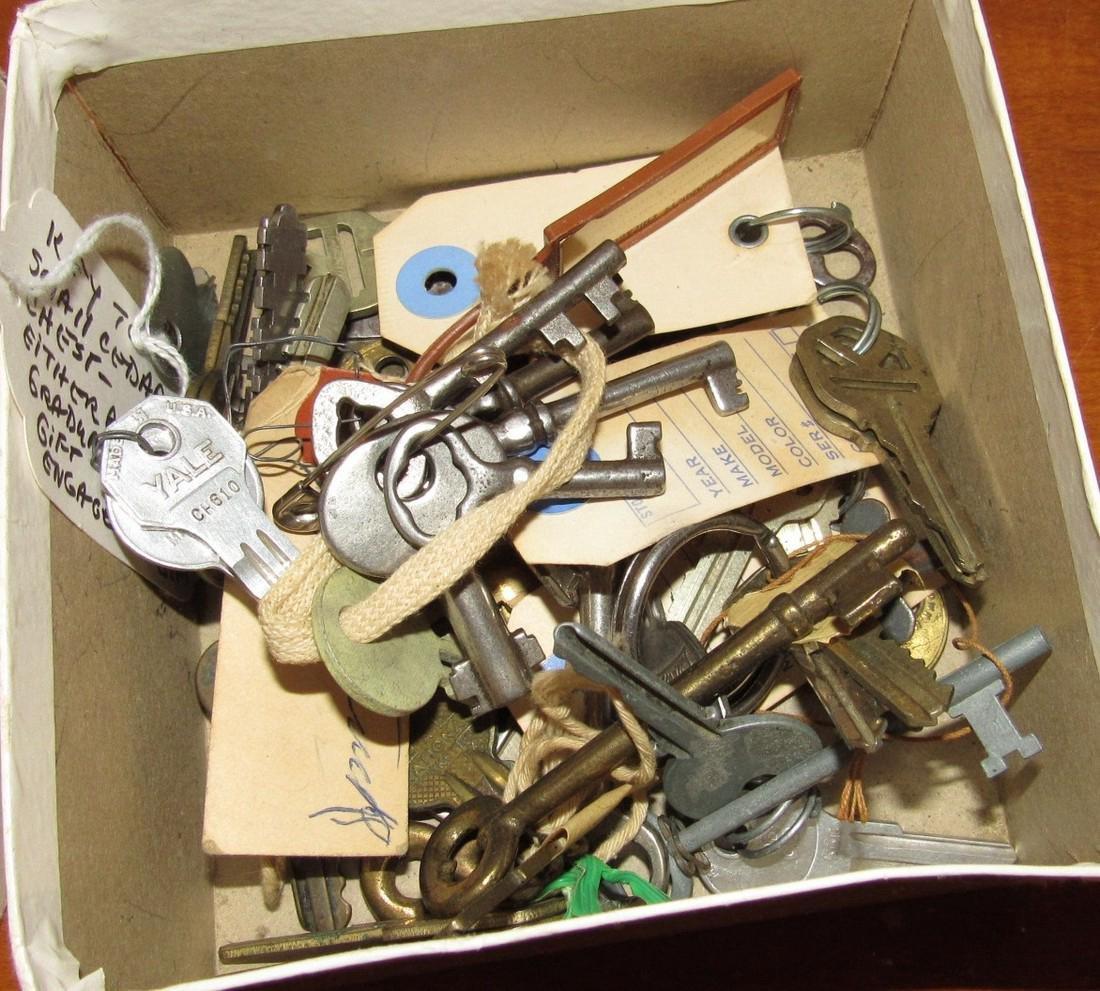 Skeleton Keys & Misc - 4
