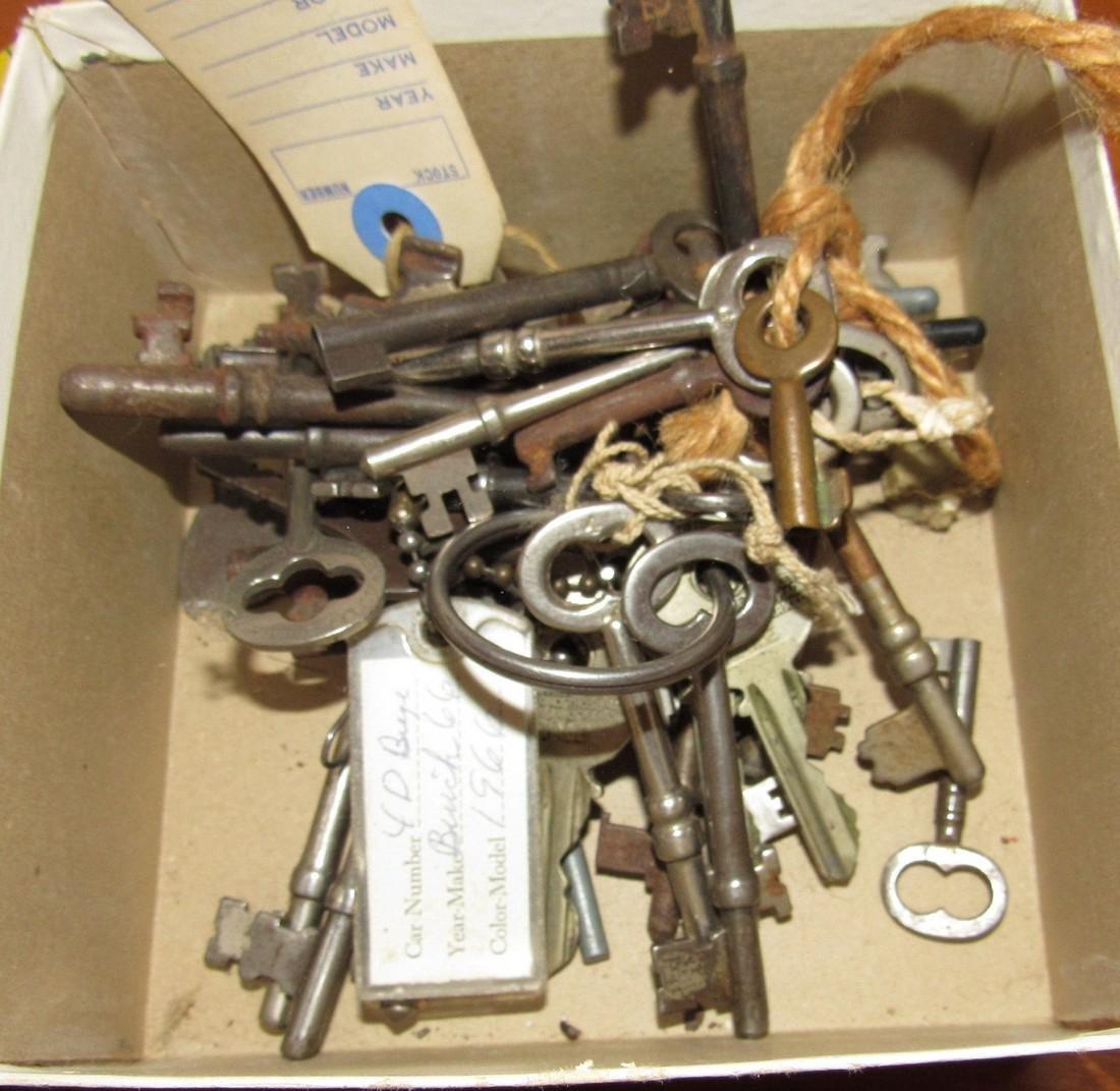 Skeleton Keys & Misc - 5