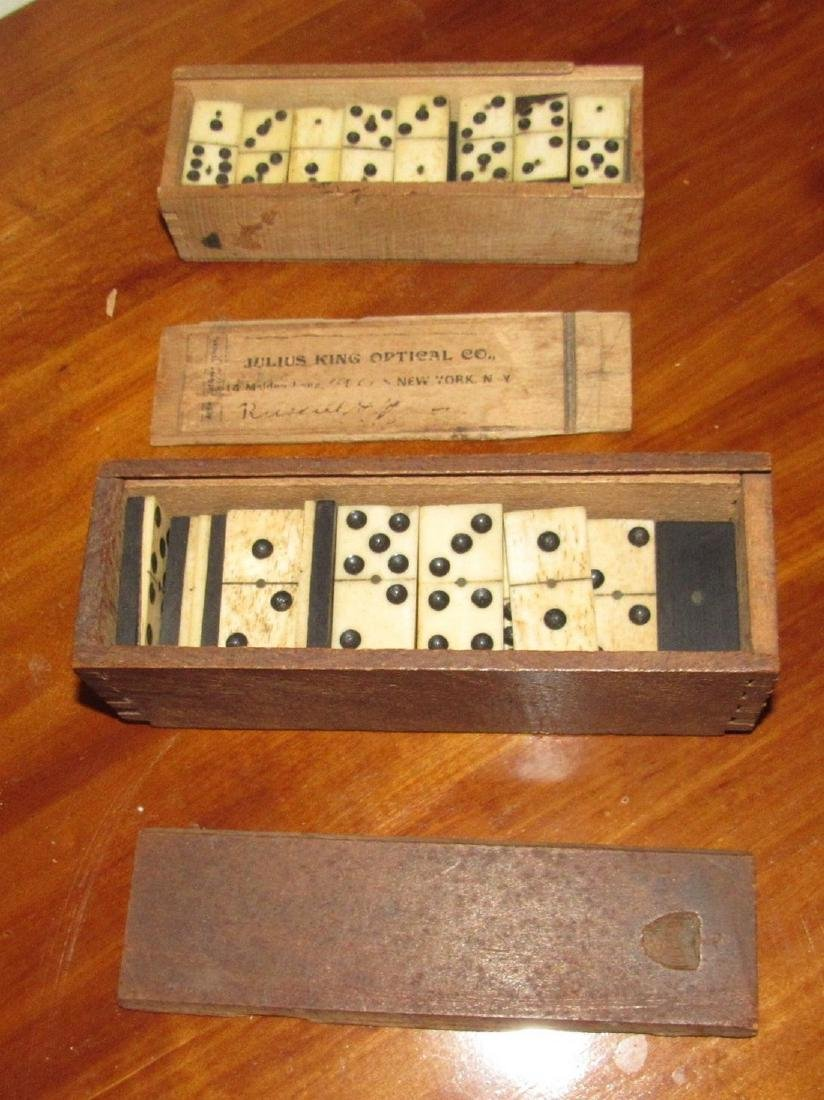 Antique Dominoes