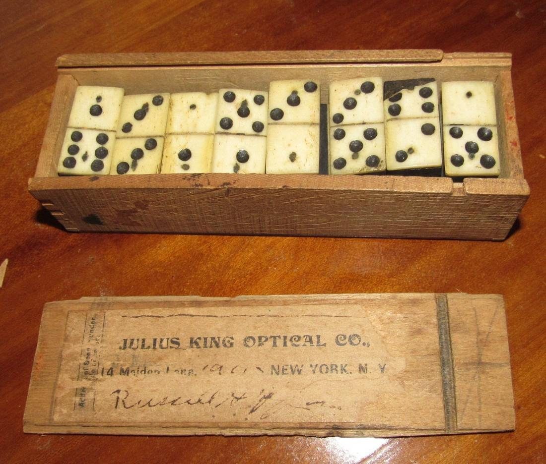 Antique Dominoes - 2