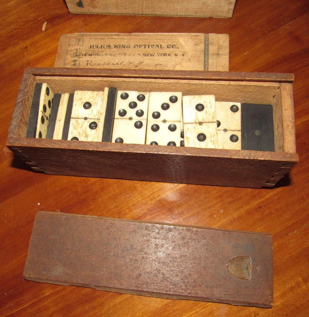 Antique Dominoes - 3