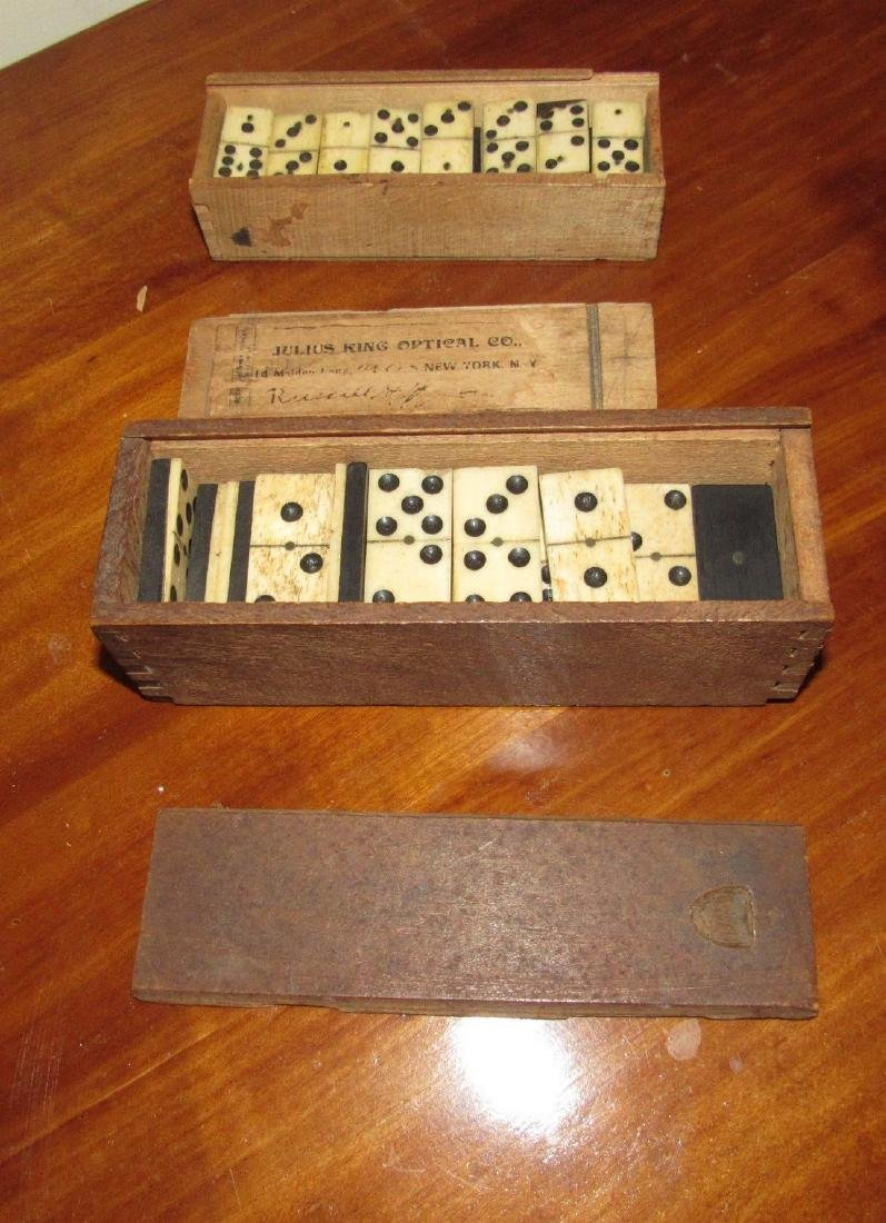 Antique Dominoes - 4