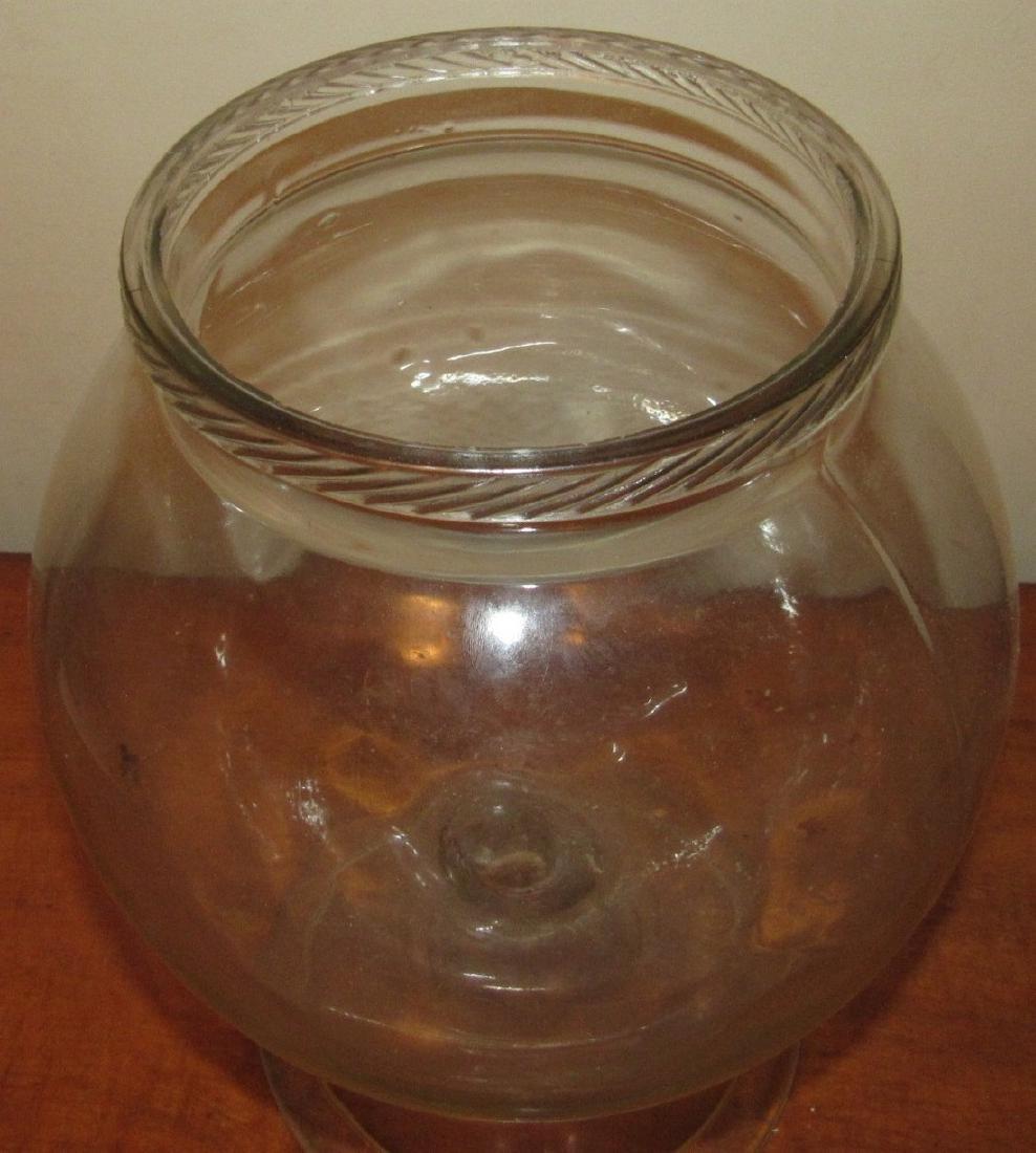"""13"""" Apothecary Jar - 2"""