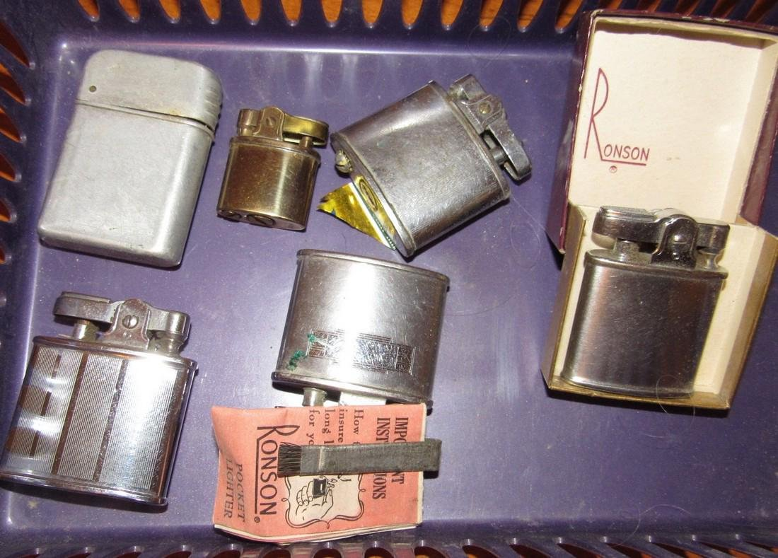 Lighters Ronson Wartime Winston - 2