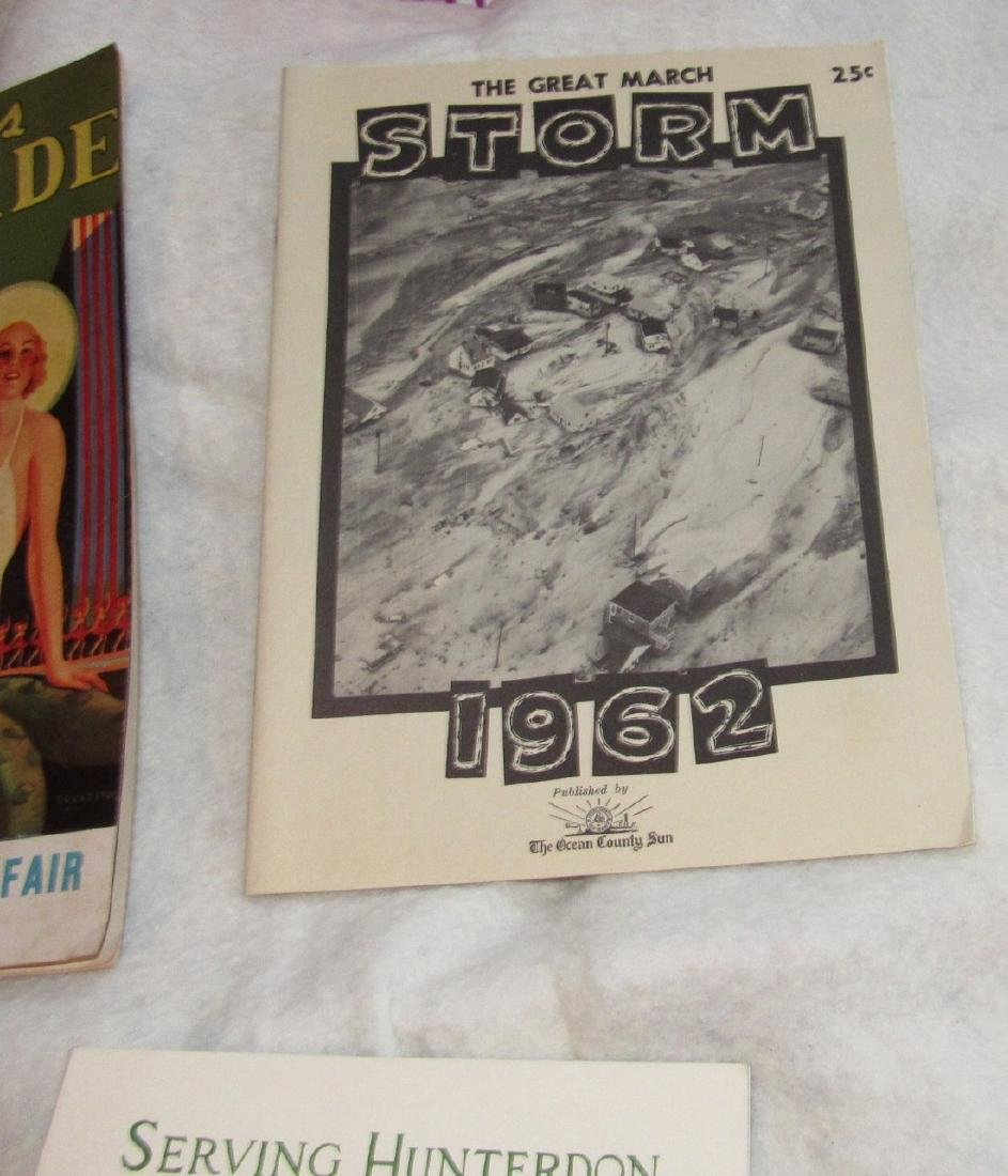 1955 1962 Floods 1939 Worlds Fair Magaine - 3
