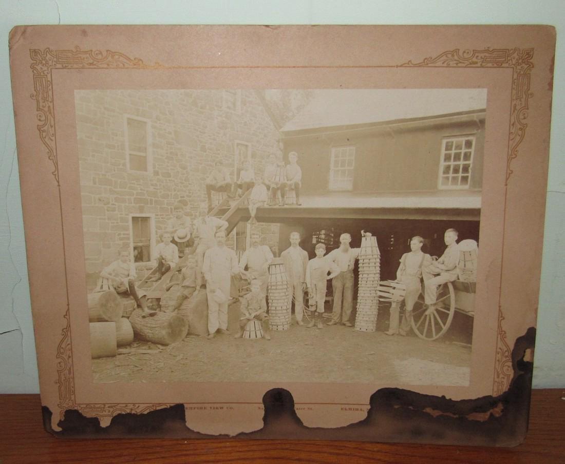 Antique Deet's Mill Photo