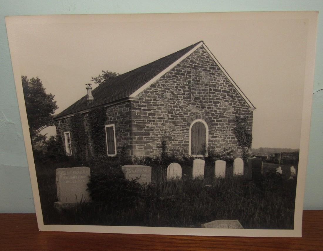 Old Stone Church Photo