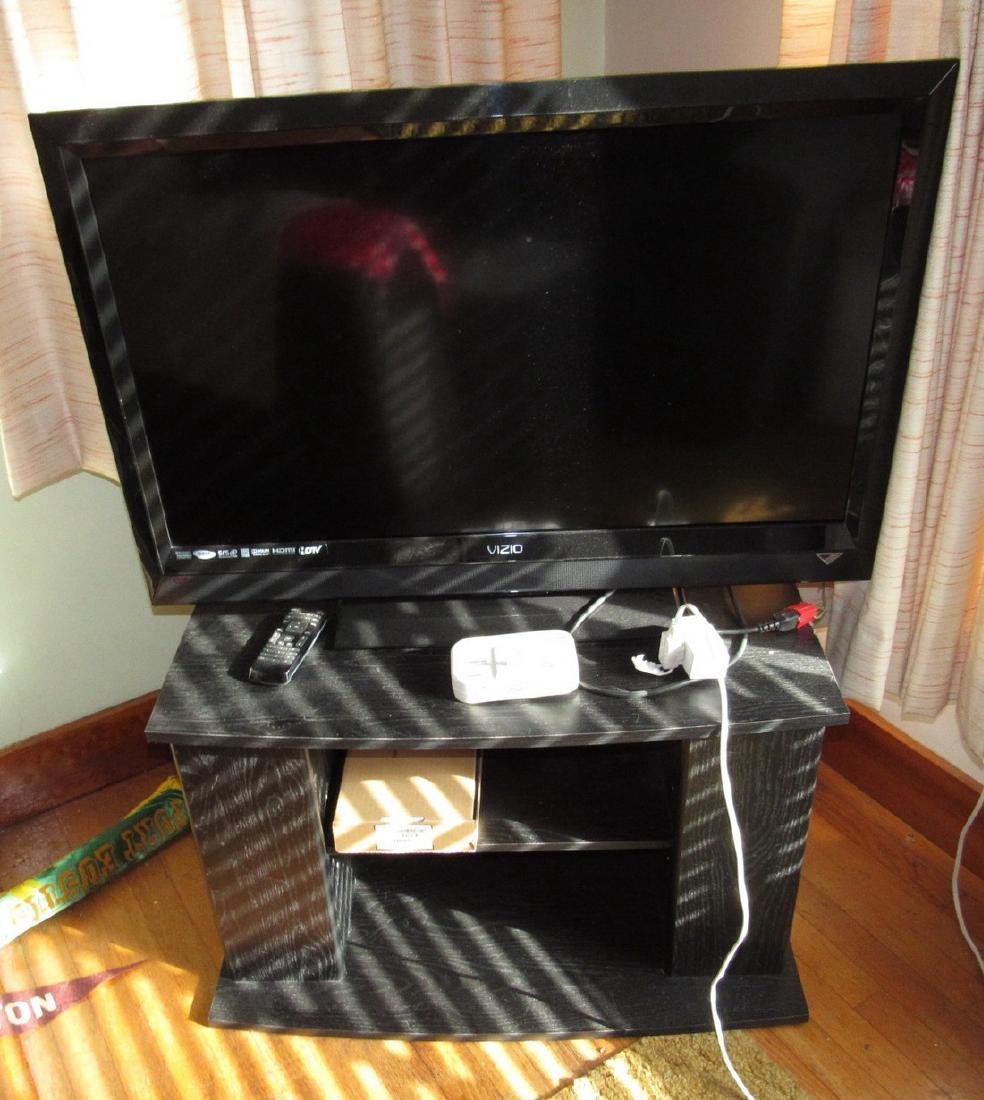 "Vizio 36"" Flat Screen TV and Stand"