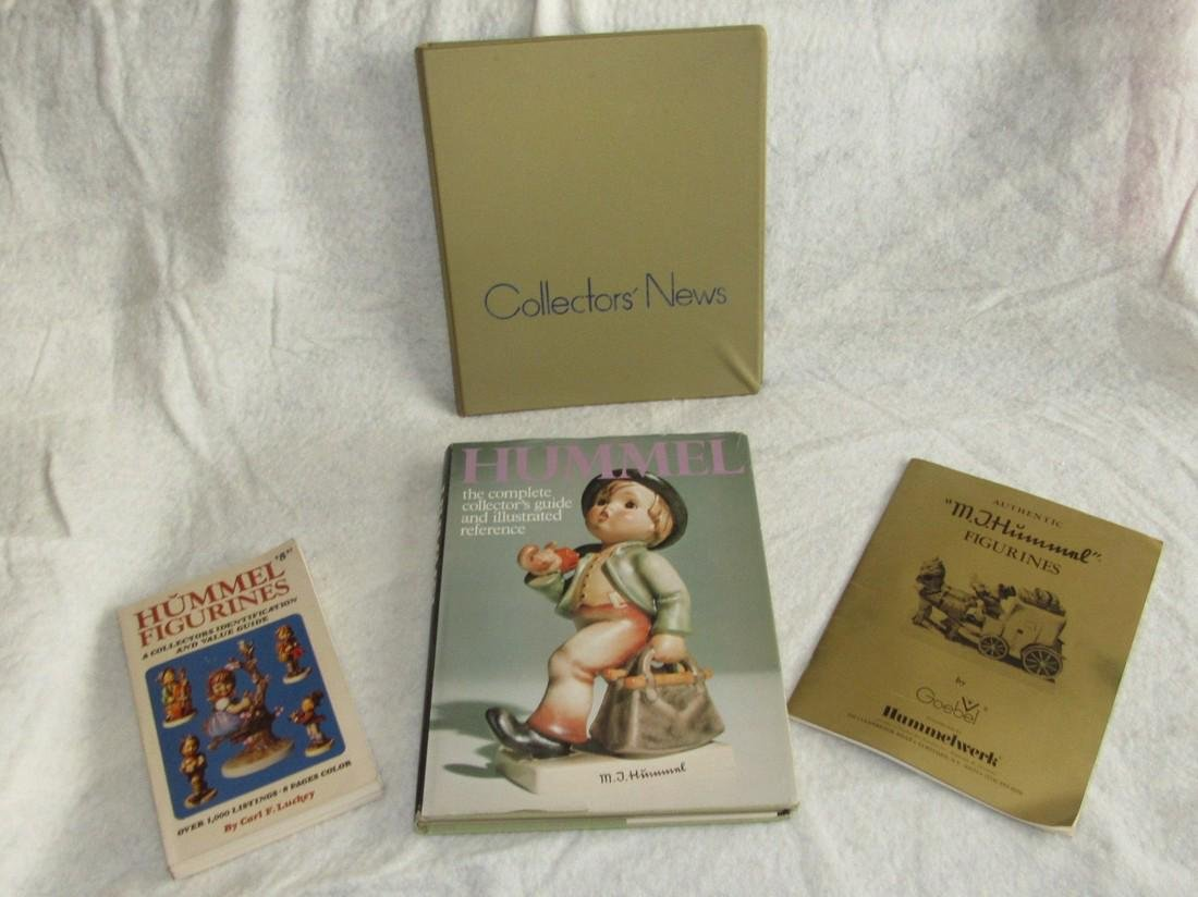 Hummel Goebel Books Posters & Empty Boxes