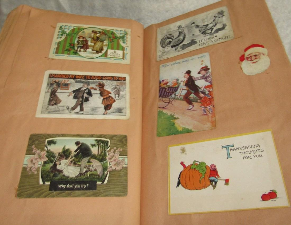 Scrapbook filled with Lithos Literature - 3