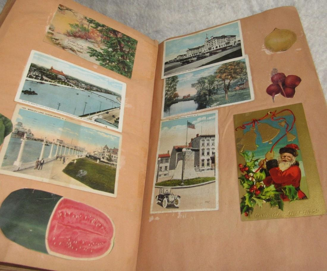 Scrapbook filled with Lithos Literature - 6