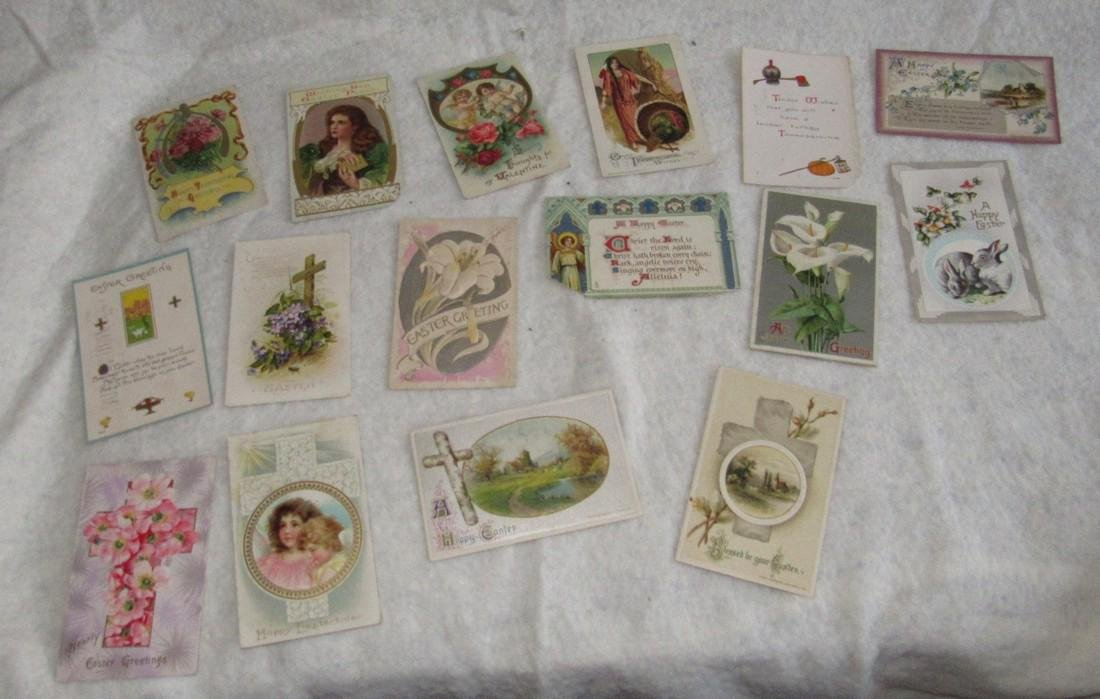 Easter & Thanksgiving Postcards