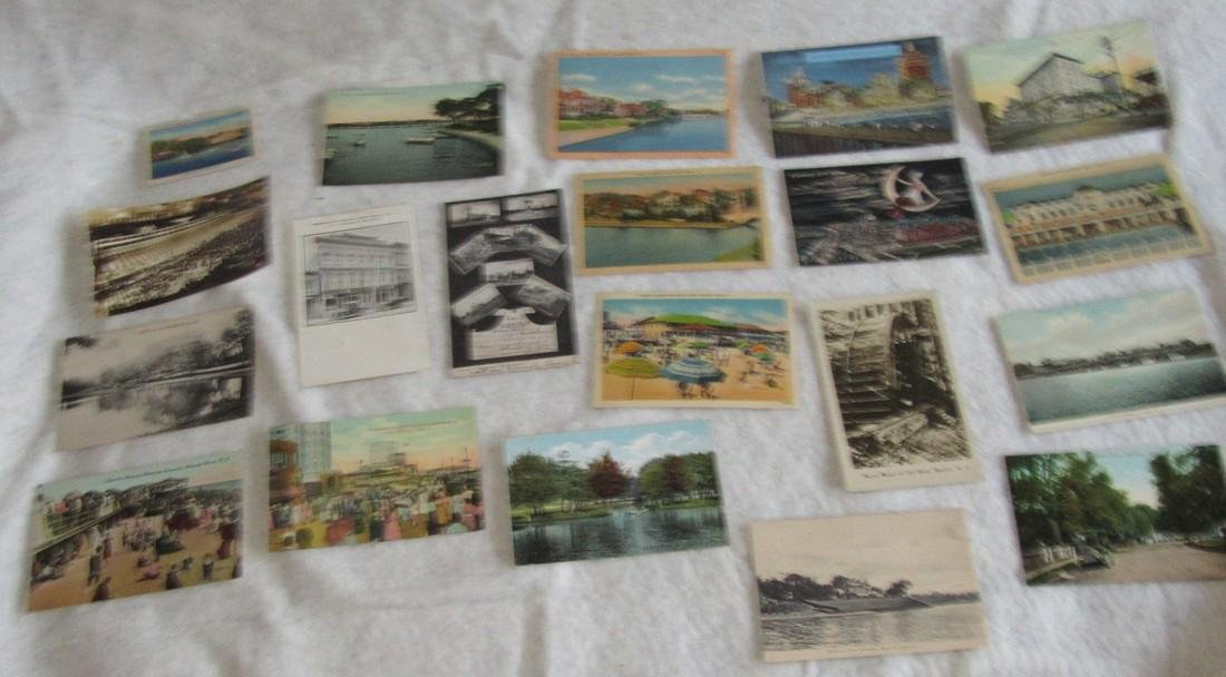 Lot of NJ Postcards