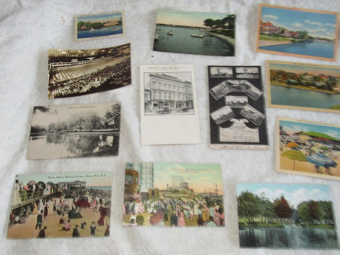 Lot of NJ Postcards - 2
