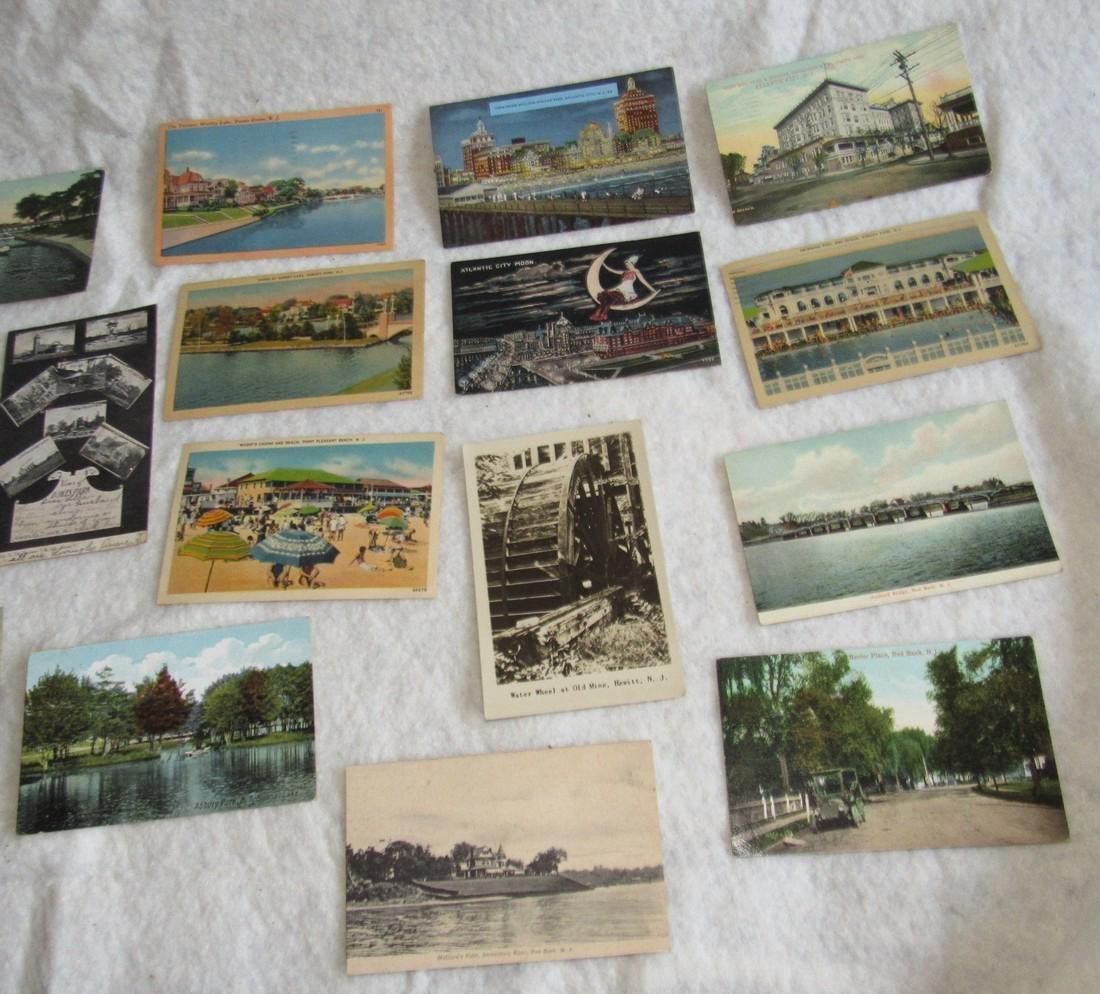Lot of NJ Postcards - 3