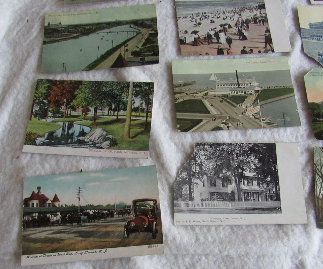 Lot of NJ Postcards - 5