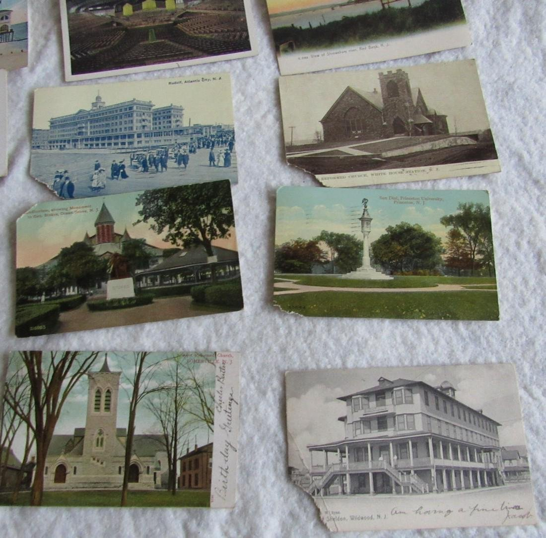 Lot of NJ Postcards - 6