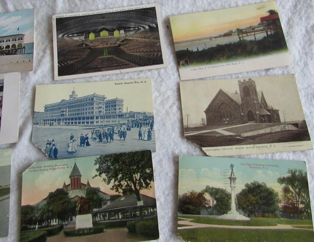Lot of NJ Postcards - 7