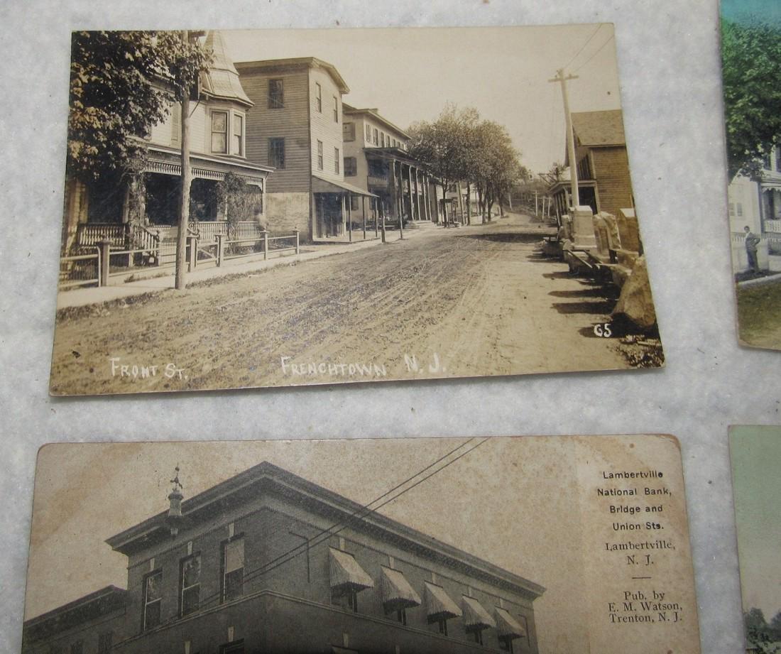 Frenchtown Stockton Lambertville NJ Post Cards - 2