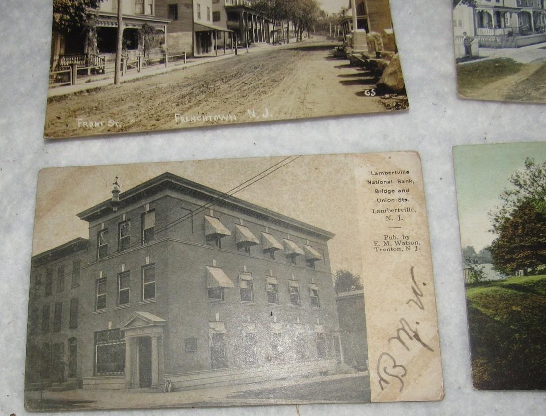 Frenchtown Stockton Lambertville NJ Post Cards - 3
