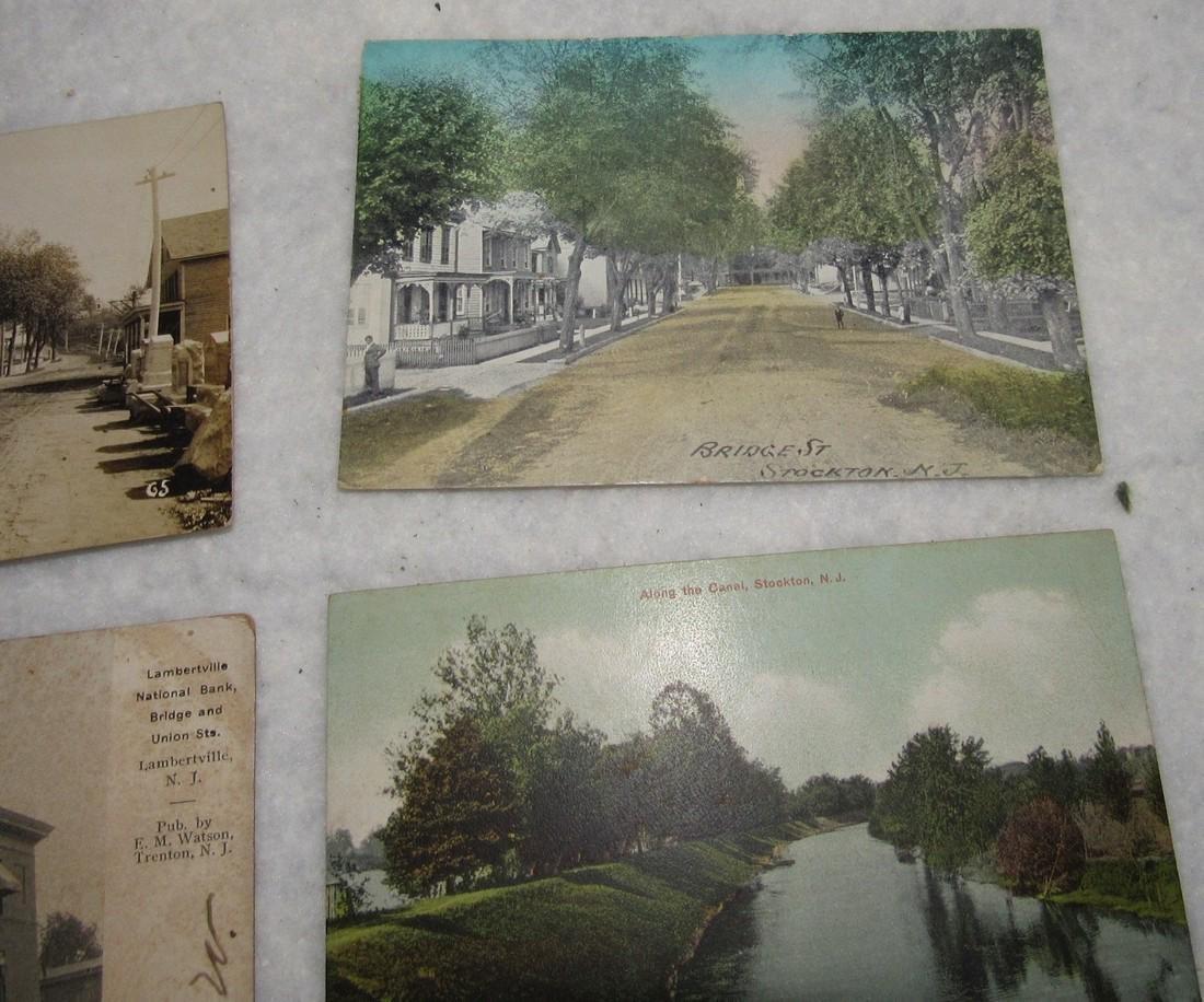 Frenchtown Stockton Lambertville NJ Post Cards - 5