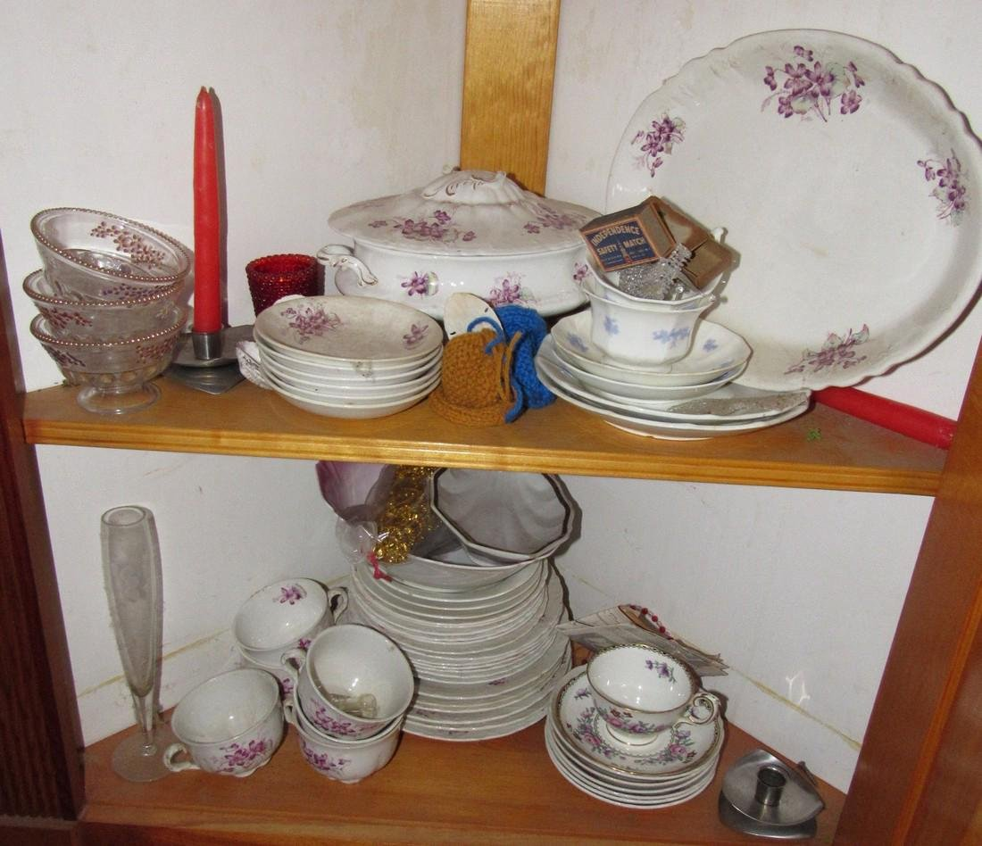 Lot of Misc Dishes & China