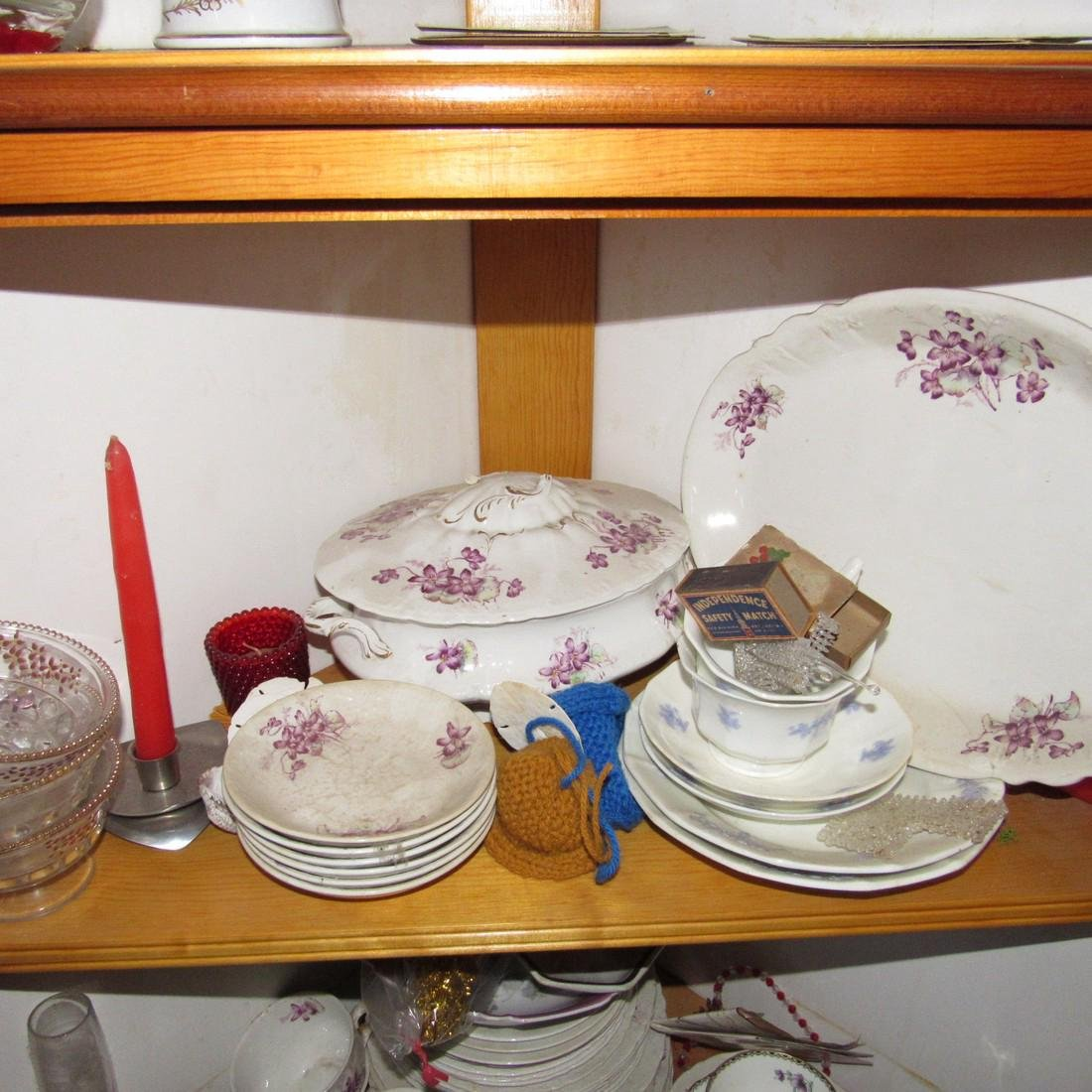 Lot of Misc Dishes & China - 3