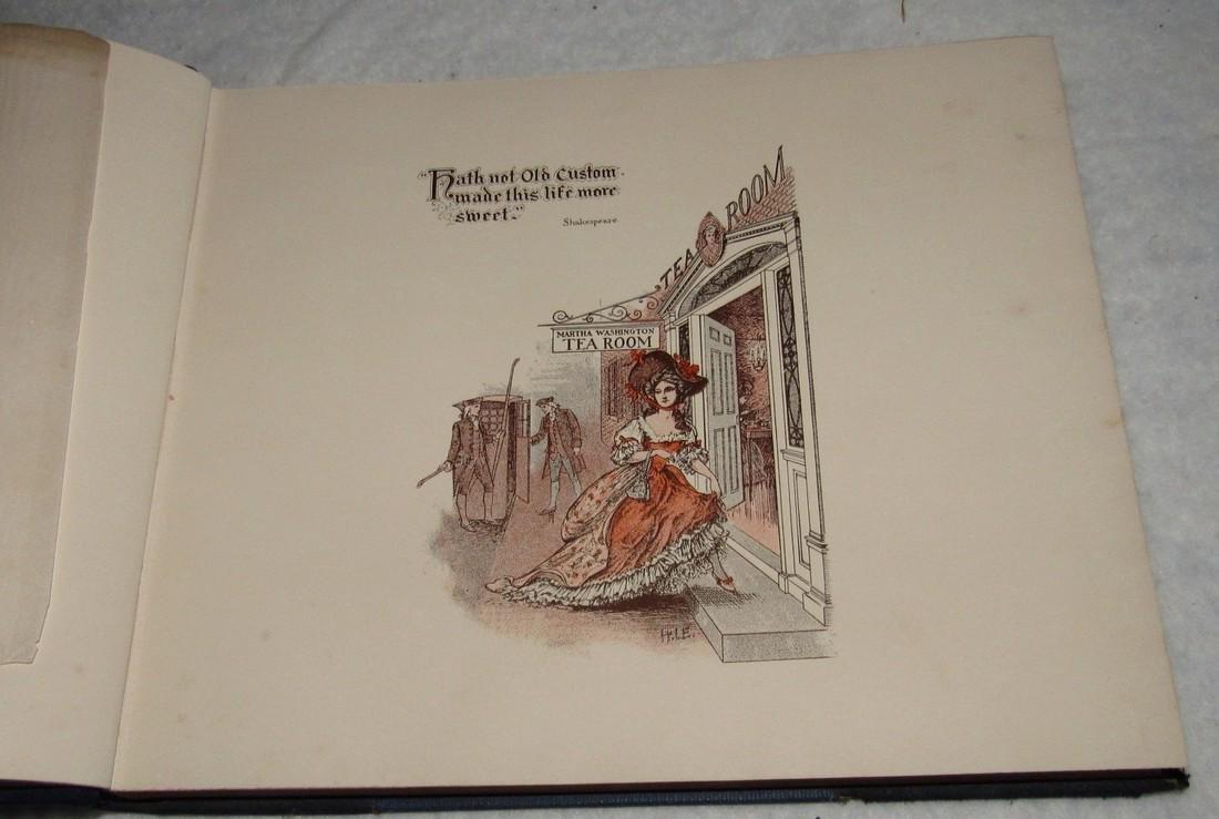 1913 Donnybrook Fair Goucher College Book - 3