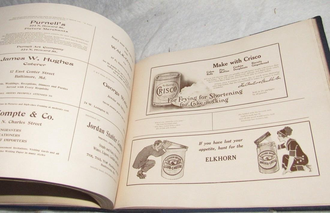 1913 Donnybrook Fair Goucher College Book - 5