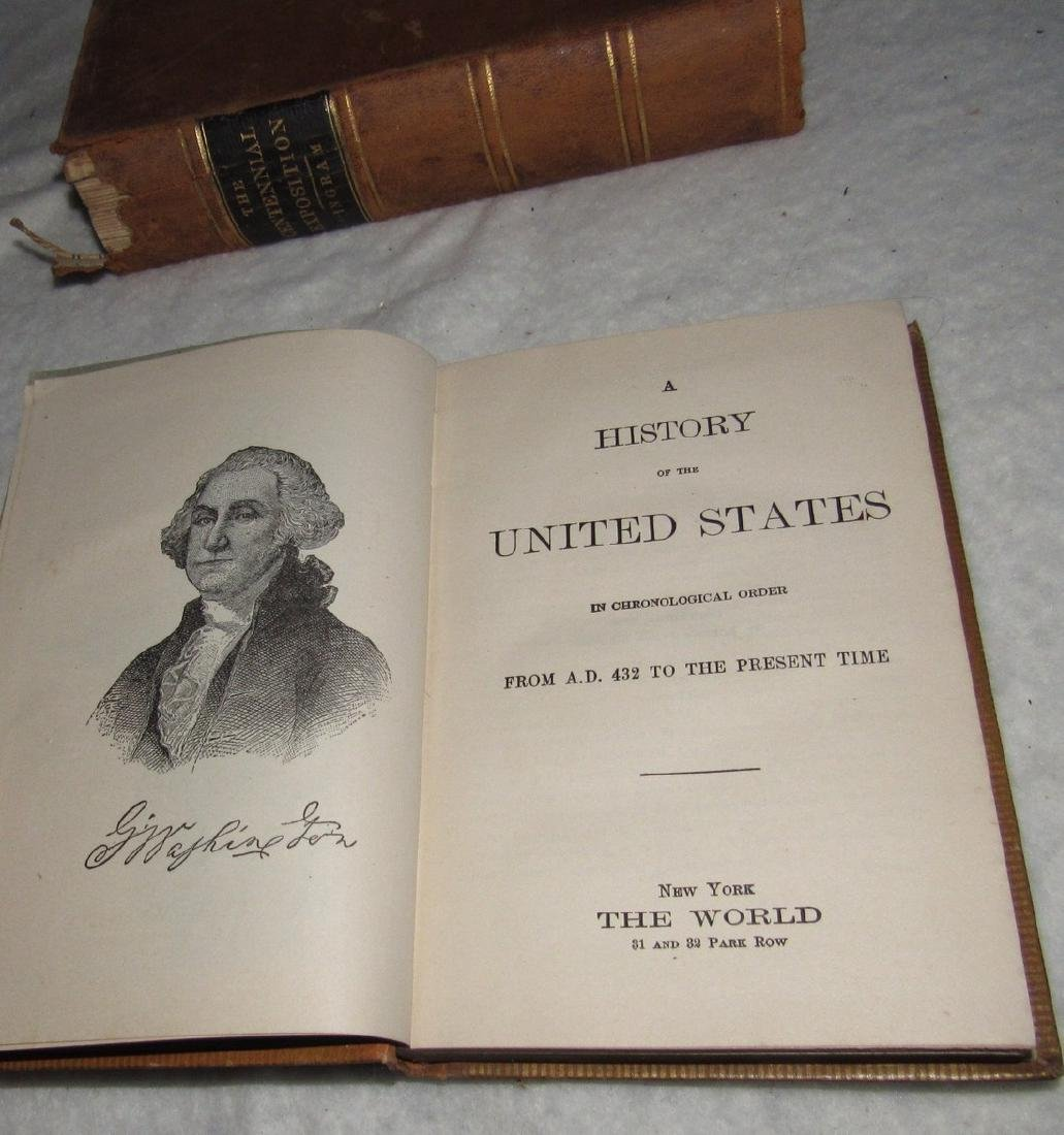 History Of The United States Book - 2