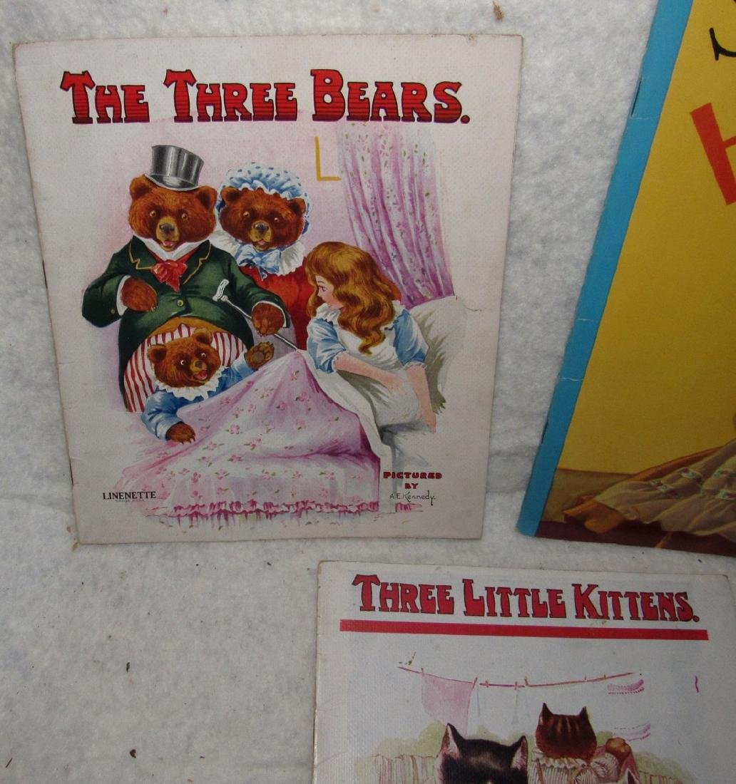 Shirley Temple & Linette Book Lot - 2