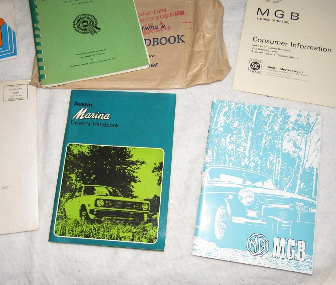 MG MGB Midget Plymouth British Motor Books - 4