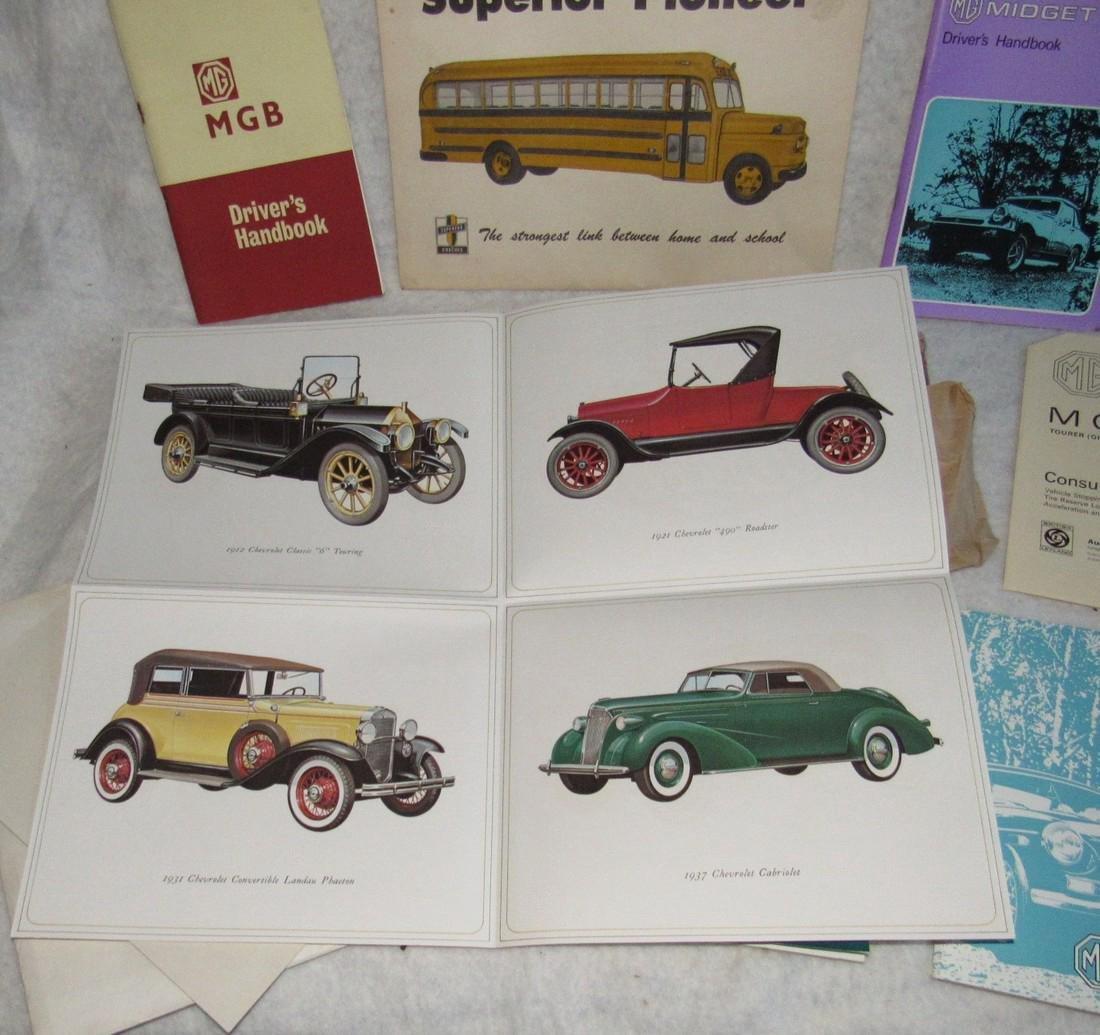 MG MGB Midget Plymouth British Motor Books - 7
