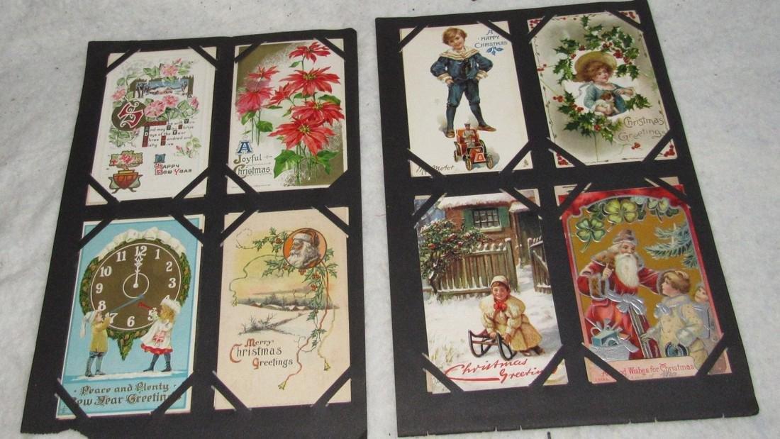 61 Christmas Halloween Holiday Postcards - 8