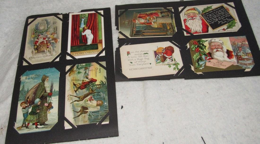 79 Antique Holiday Christmas Post Cards Easter
