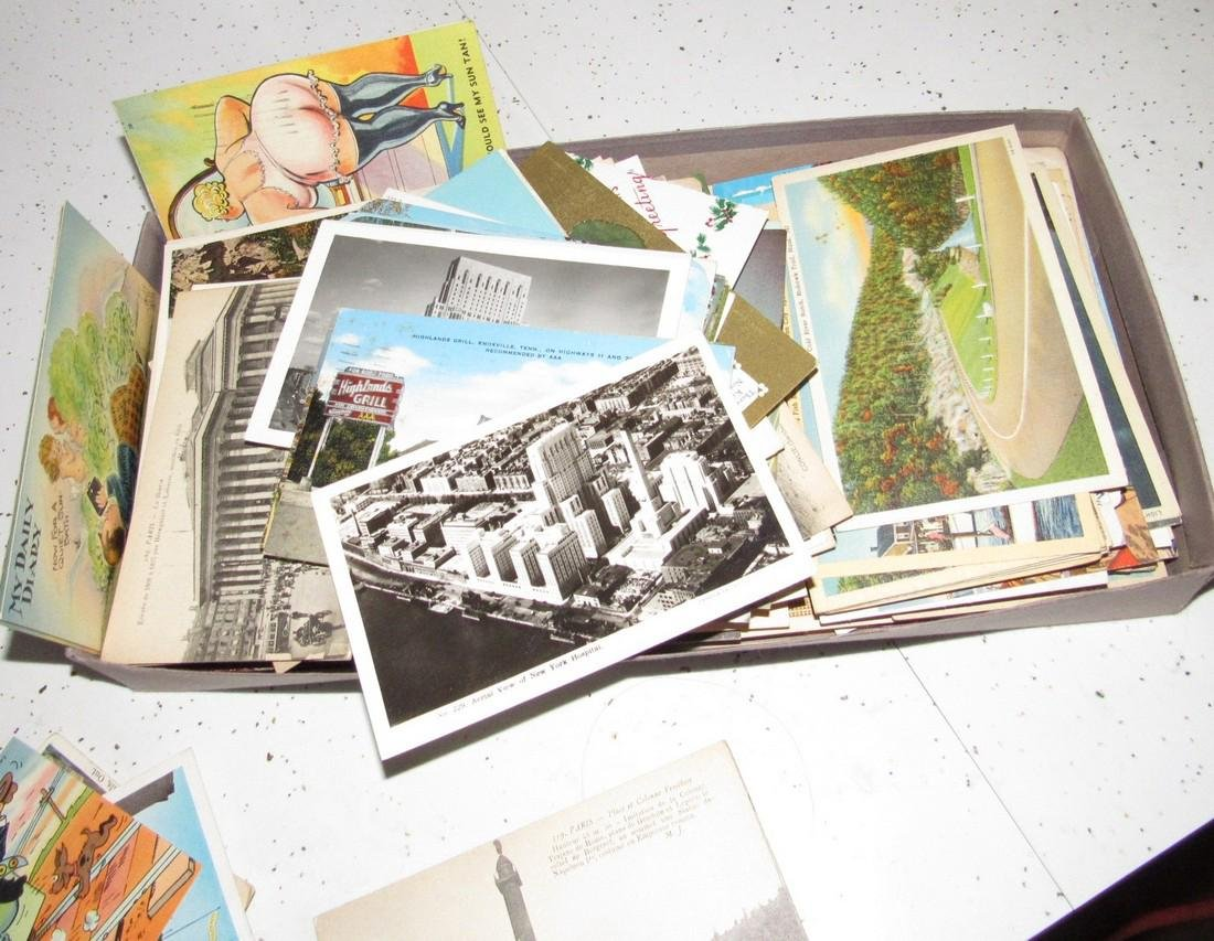 Large Lot of Misc Postcards - 2