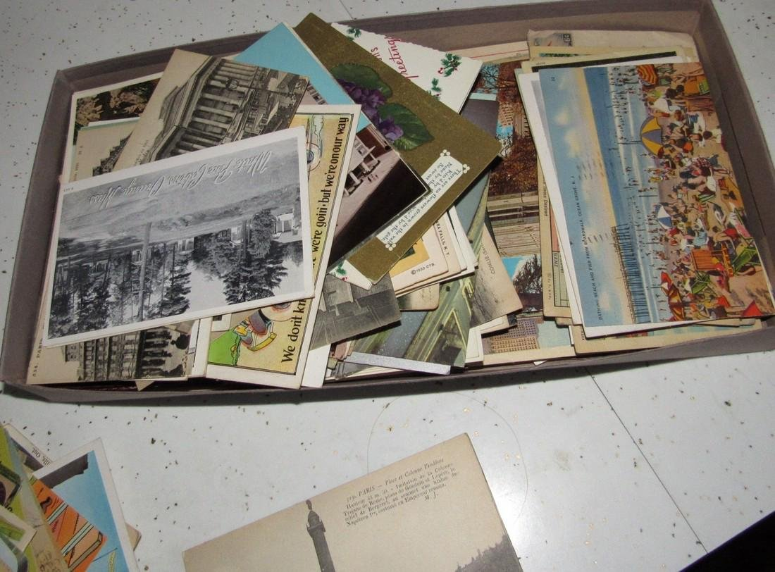 Large Lot of Misc Postcards - 3
