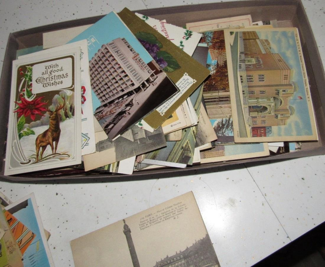 Large Lot of Misc Postcards - 4