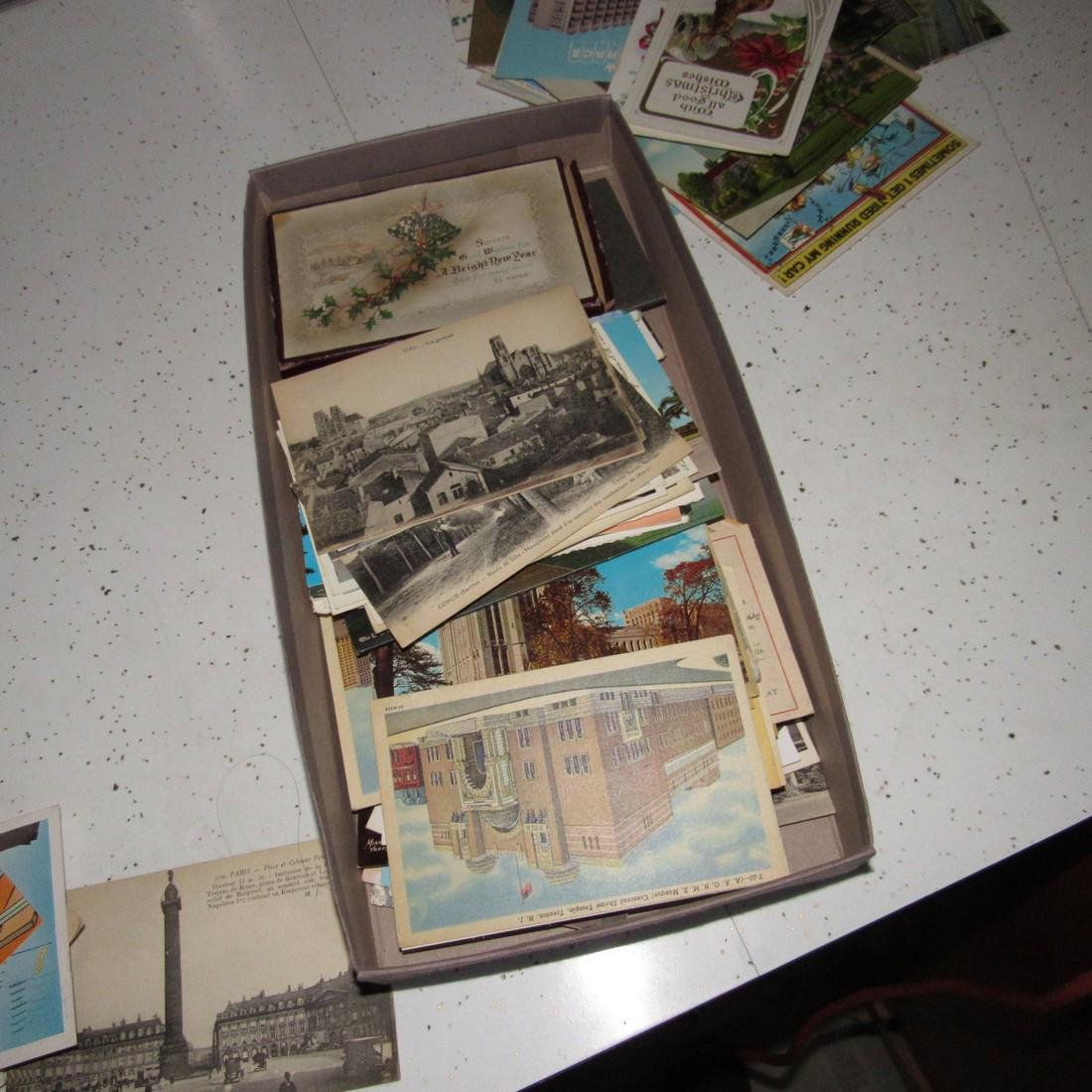 Large Lot of Misc Postcards - 5