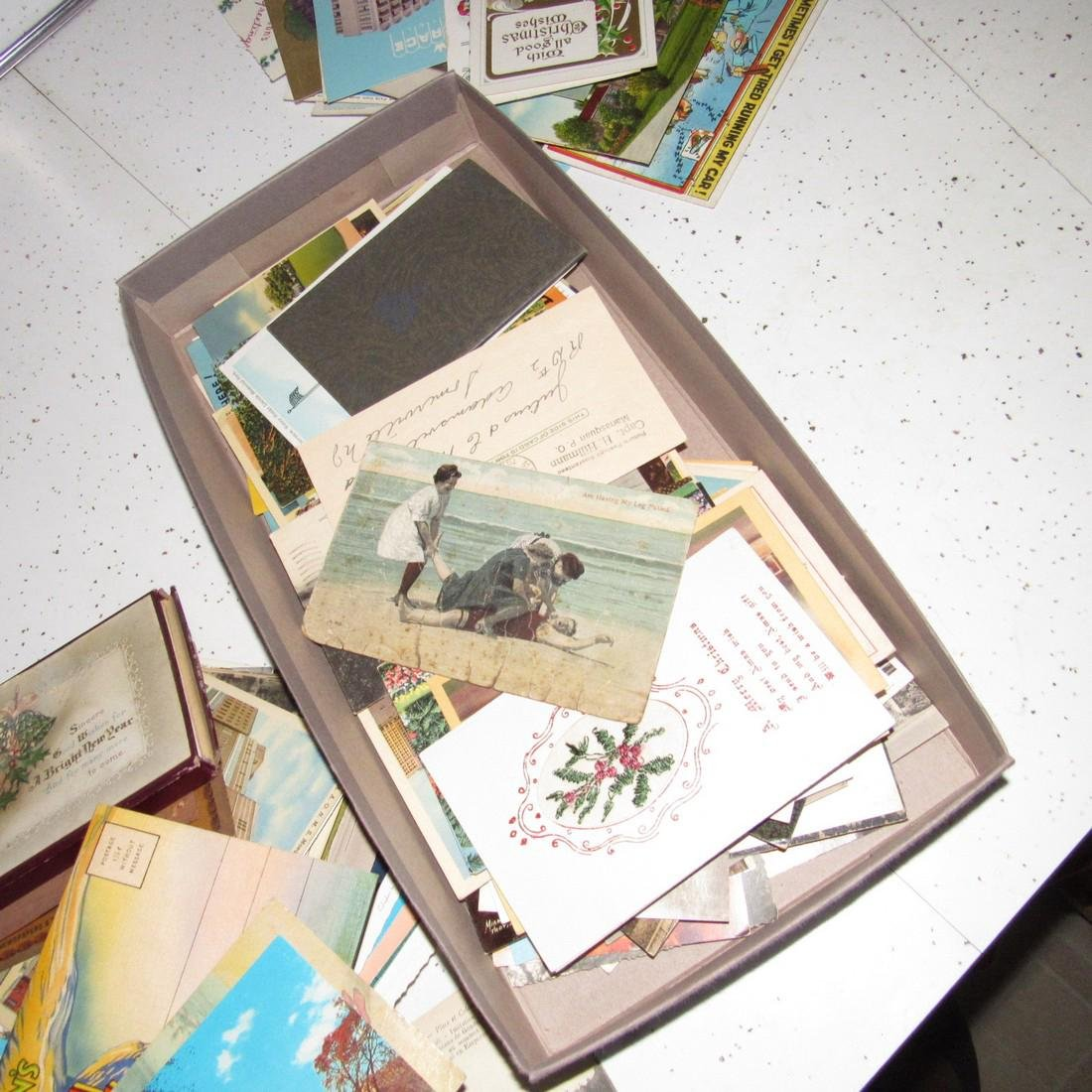 Large Lot of Misc Postcards - 6