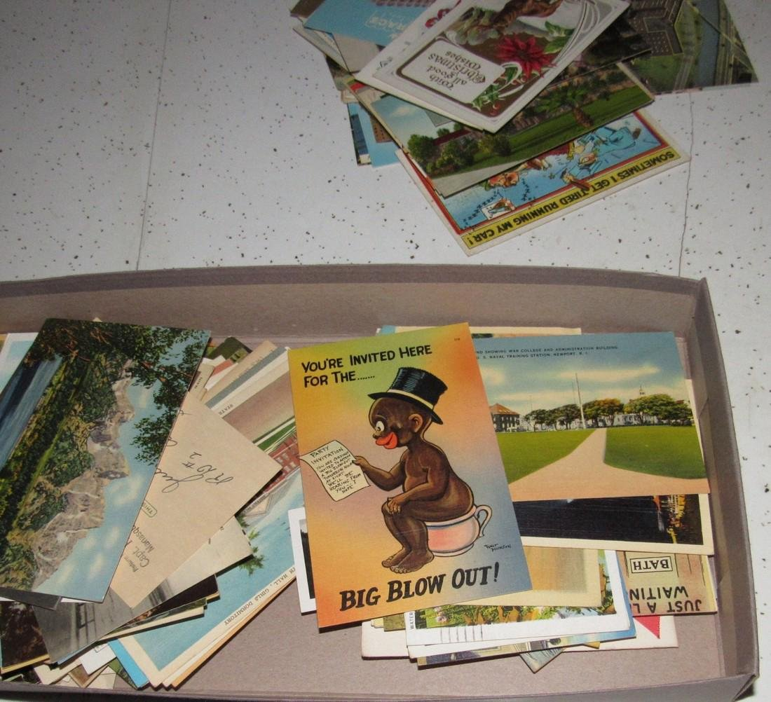 Large Lot of Misc Postcards - 7