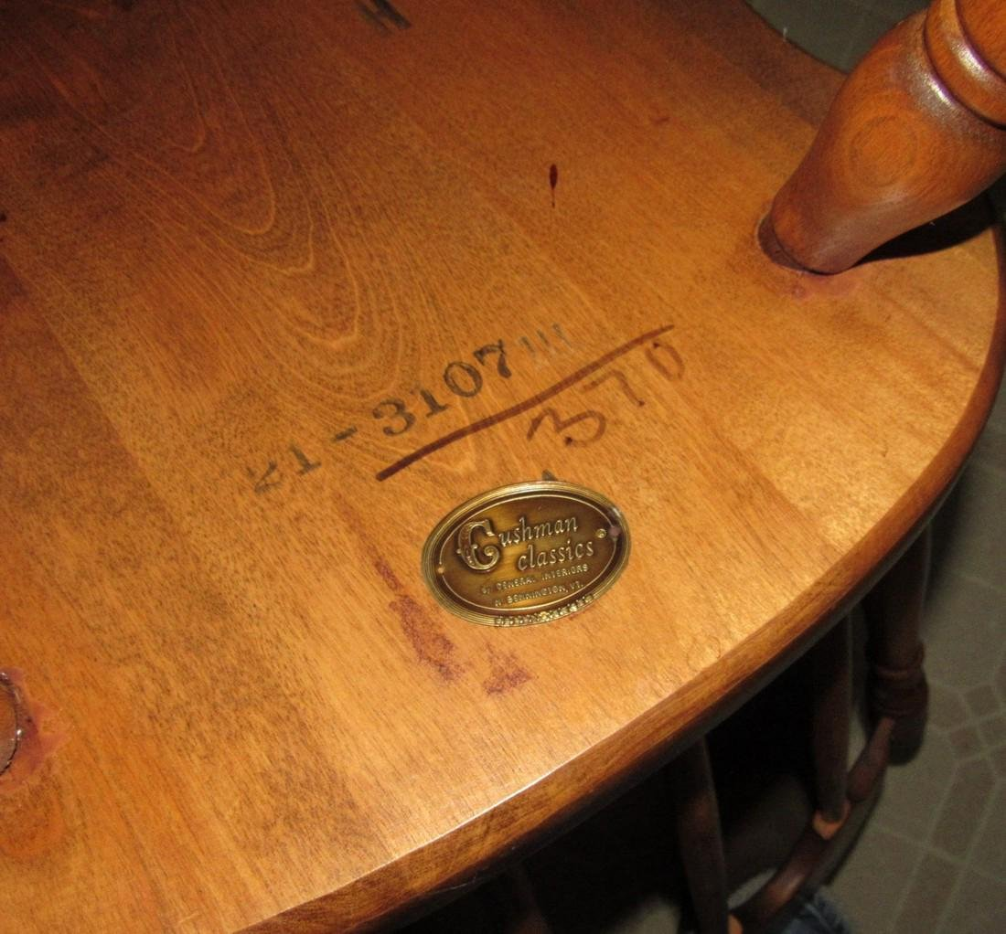 Cushman Classics Table & 4 Chairs - 3