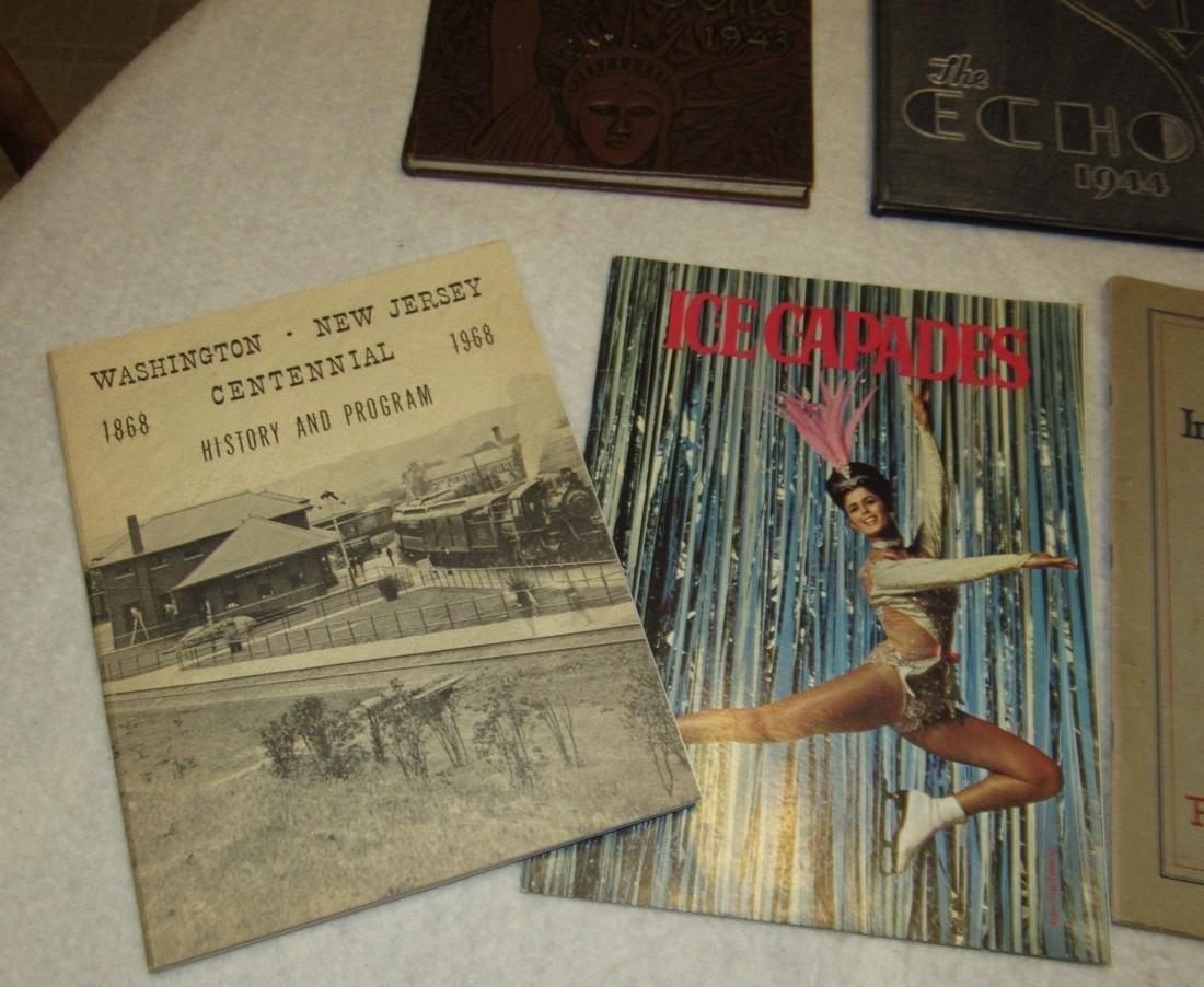 1940's Flemington NJ High School Yearbooks - 2