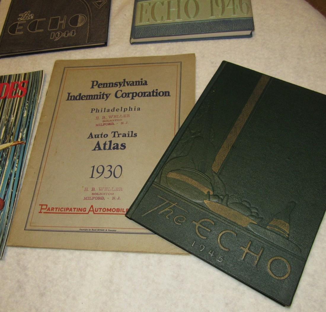1940's Flemington NJ High School Yearbooks - 3
