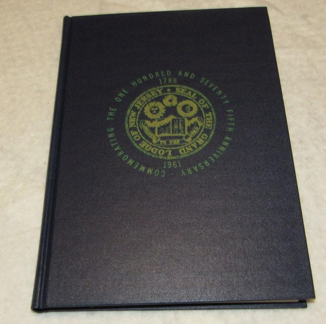 History of The Grand Lodge Free Masons Book