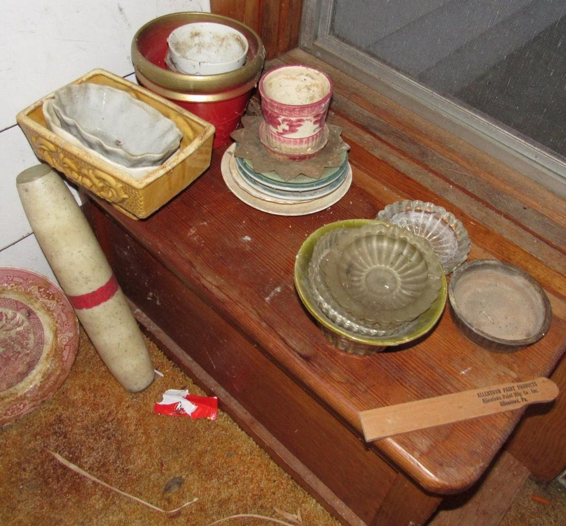 Contents of Porch - 2