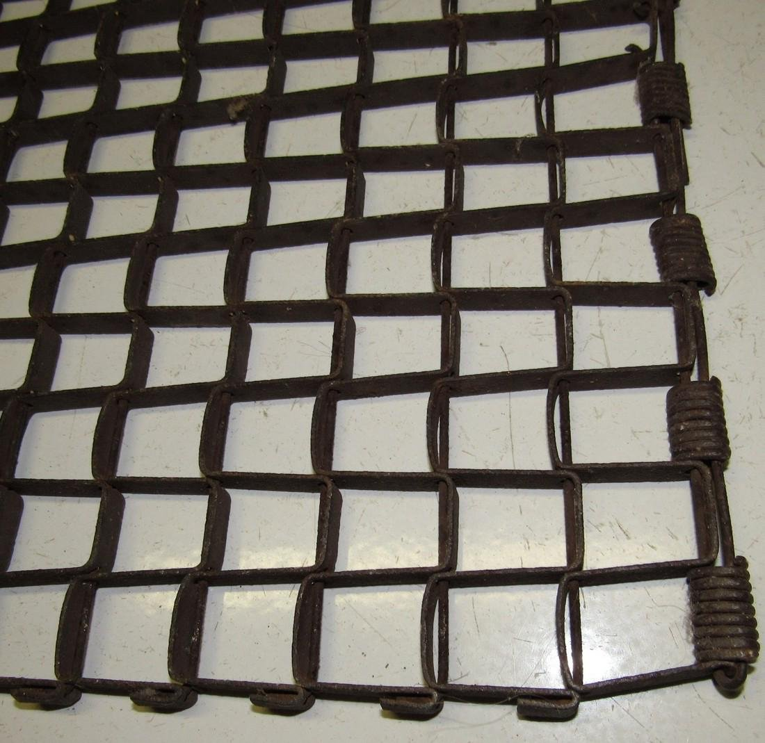 Primitive Steel Folding Door Mat - 2